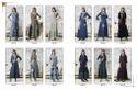 Blue Lee Vol-02 Designer Denim Kurtis