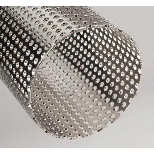 316 Stainless Steel Perforated Sheet 0 1 2 Rs 120