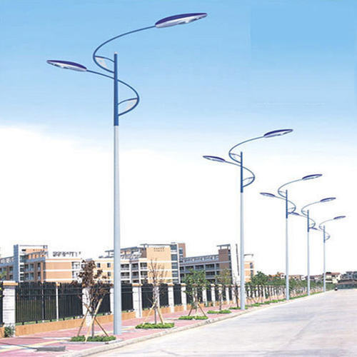 Light Pole Design: Decorative Street Light Pole At Rs 3500 /piece