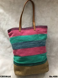 Multicolour Dari Handbag