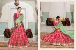 Exclusive Lehenga Saree