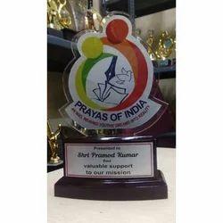 Glass Acrylic Award