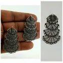 Oxidized Jewellery Earrings
