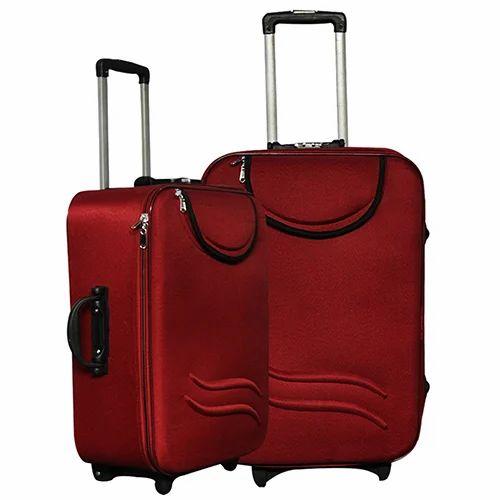 Polyester Travel Trolley Bag