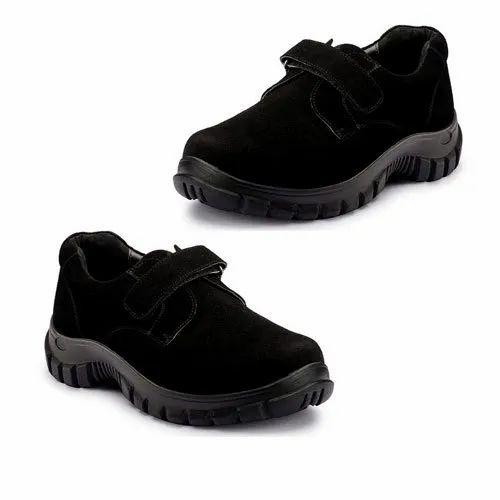 85d98adb7d Black Suede Mens Custom Leather Orthopedic Shoe, Packaging Type: Box ...