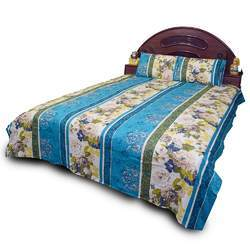 Jaipuri Cotton Double Bed Sheet Set 702