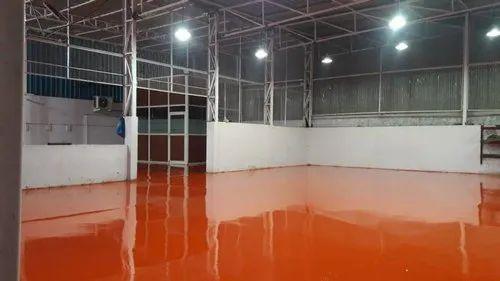 Epoxy Flooring Manufacturers