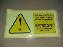 Radium Stickers