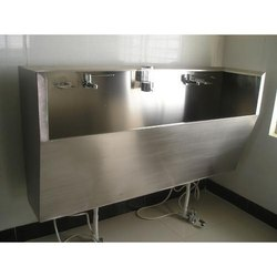 Stainless Steel Rectangular Kitchen Sink