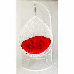 Carry Bird White Swing Chair