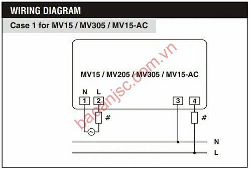 Selec 240v Ac Digital Voltmeter Mv305 Rs 801 Piece Spectrum Technology Id 20413492333