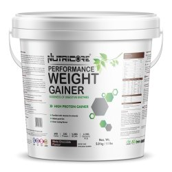Weight Gainer White Chocolate 5 Kg