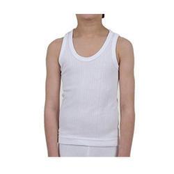Kids Plain Vest