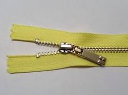 No.4 Brass Teeth Zippers