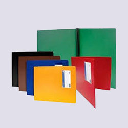 PVC A4 Computer File