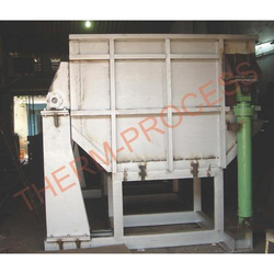 Tilting Aluminum Melting Furnace