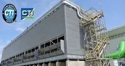 Series Cooling Tower