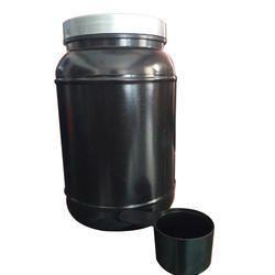 Whey Protein Plastic Powder Jar