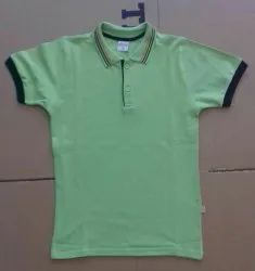 Collar Neck Classic Polo T-shirt