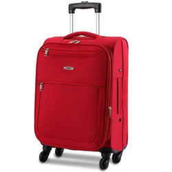 Vip Polyester Red Trolley Bag Rs 1500 Piece Ciffra Fashion Id