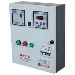 Changeover Switch- 2 Motor System-Programmable-1 Phase