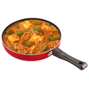 Non-Stick Aluminium Frying Pan with Steel