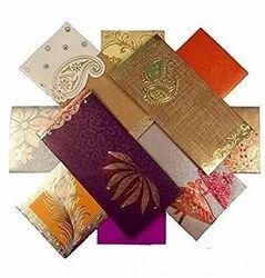Shagun Colored Paper Envelope