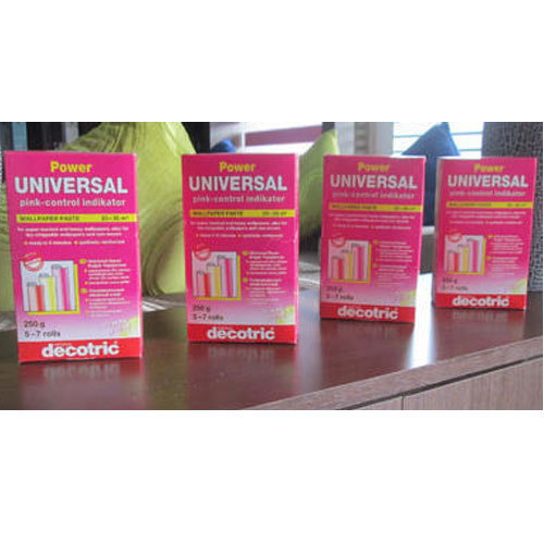 Universal Wallpaper Adhesive Rs 285 Pack Prismit Inc Id