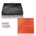 M252 Floor Tile Rubber Mould