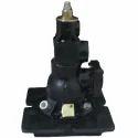Harji Furnaces Black, Silver Industrial Dual Fuel Burner 642