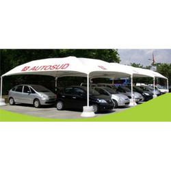 Multi Level Car Parking Tensile Structures