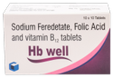 Multivitamin (Hb Well Tablet)