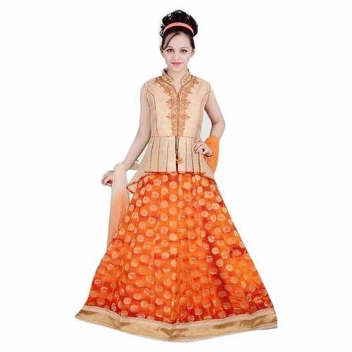 38e2b045809 Available In Various Colors Party Wear Designer Girl Lehenga Choli ...