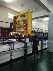 Automatic Barrel Zinc Plating Plant