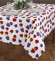 Fruit Print Table Cloth