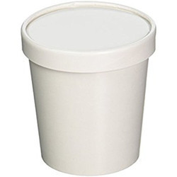 750 ml Paper Tub with Lid