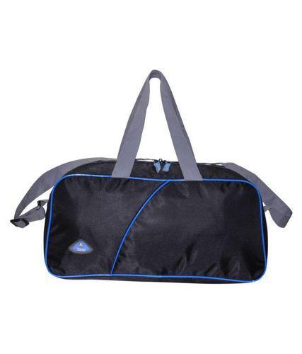 Black Avon Sport Bags Small Fabric Gym Bag
