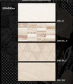 2063LT Matt Ceramic Wall Tiles