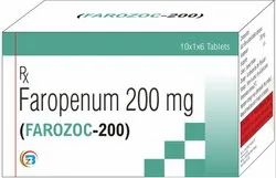 Faropenum 200 mg Tablets