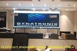 P4 Indoor Video Display