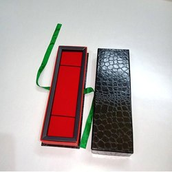 Leather Jewelry Packaging Box