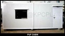 PUF Telecomunication Shelter