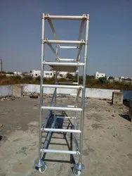 Aluminium Scaffolding Ladders 4m