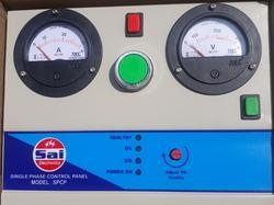 Dewatering Submersible Control Panel