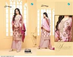 Summer Wear Silk Suits