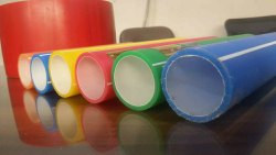 HDPE PLB Duct Pipes