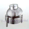 Polish New Design Matka Shape Stainless Steel Chafing Dish