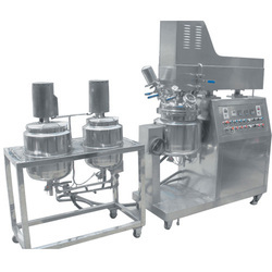 Cream Manufacturing Plant