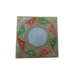 Marble Handicraft Serving Tray