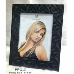 Black Design Wooden Photo Frame 6-8
